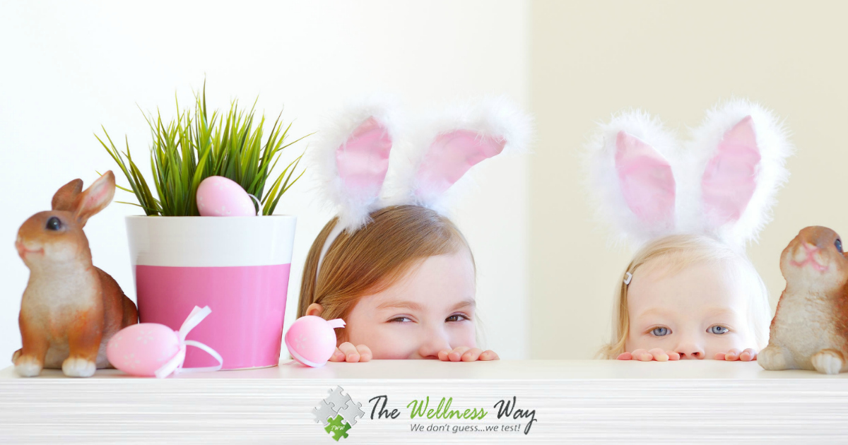 Peep These Healthy Kids Easter Ideas