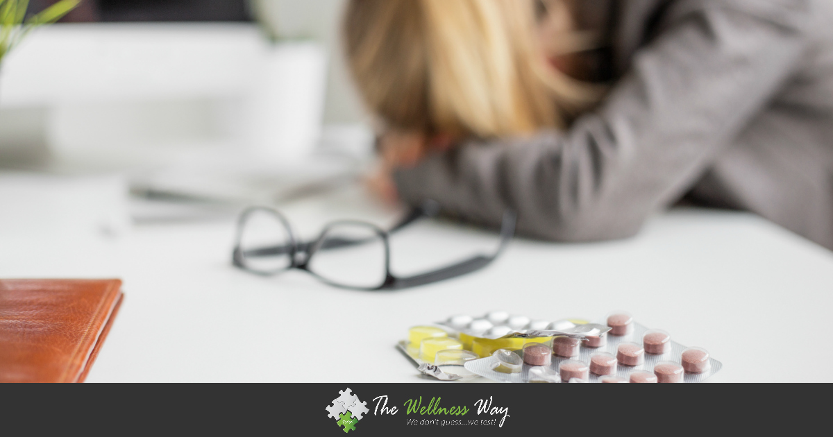 Medications Increase Risk of Depression