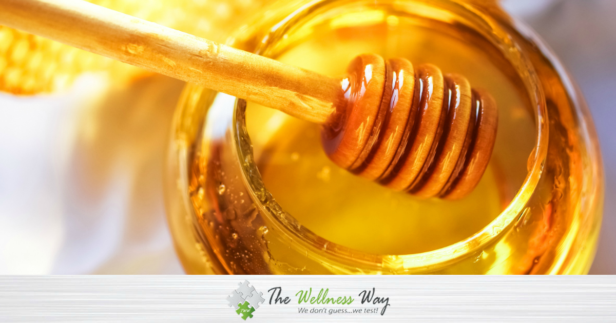 Raw Honey Benefits