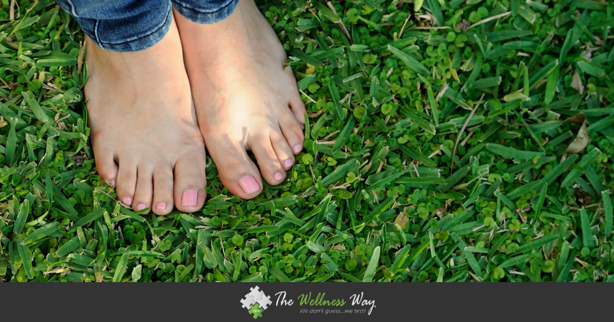 benefits of earthing