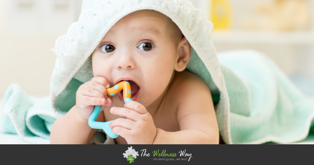 Natural teething alternatives