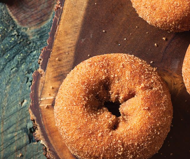 chai donuts