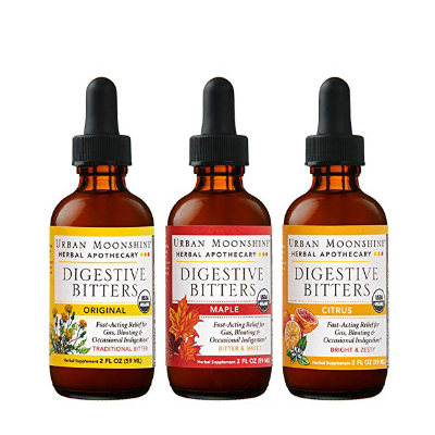 Digestive Bitters Variety Pack