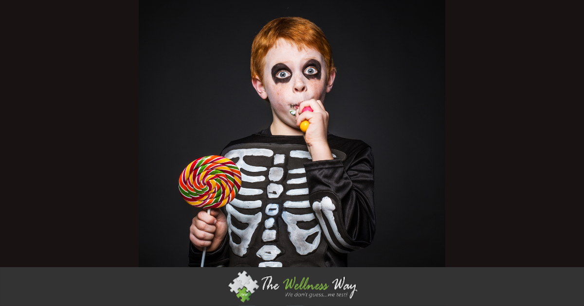 Children and Bad Halloween Candy Ingredients