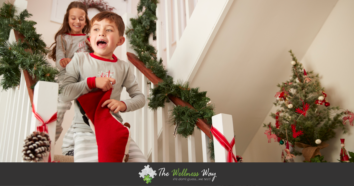 Healthy and Allergy Friendly Stocking Stuffers