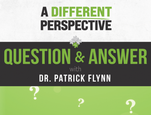 "April 10th, 2021— ""Question & Answer With Dr. Patrick Flynn"" Recap"