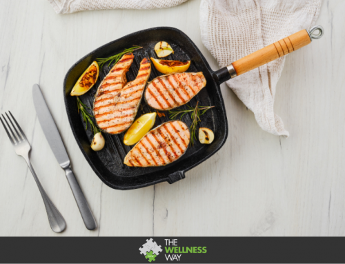 Making dinner easy and healthy supports a non-inflammatory lifestyle.