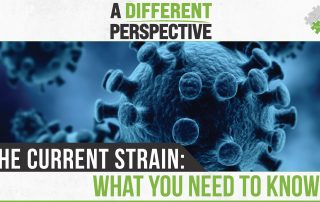 The Wellness Way | A Different Perspective | Strains
