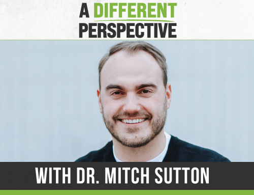 """9.18.21 – """"A Different Perspective with Dr. Mitch Sutton"""" Recap"""