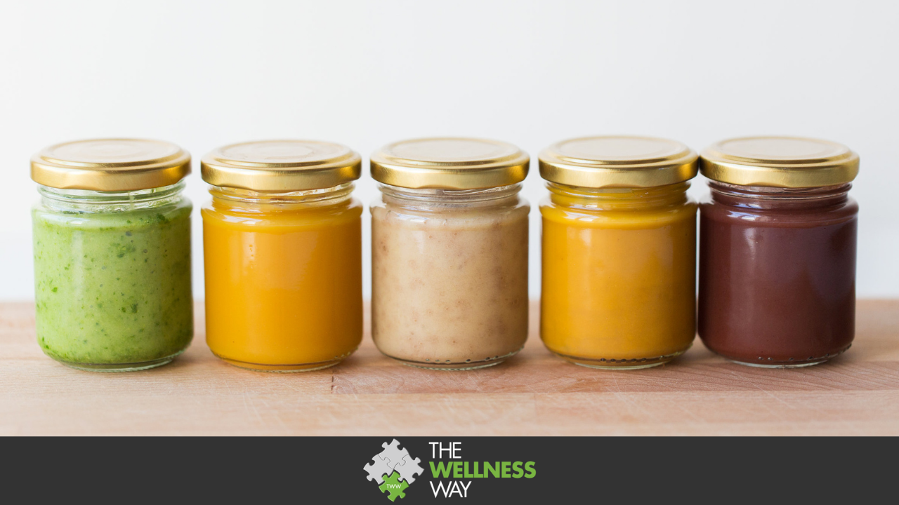 The Wellness Way | Make Your Own Baby Food