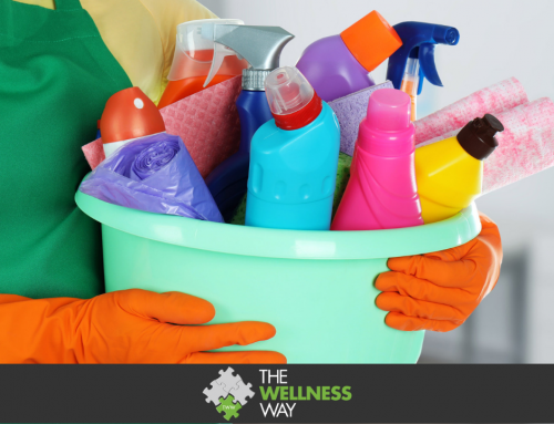 Are Your Household Cleaning Products Toxic?
