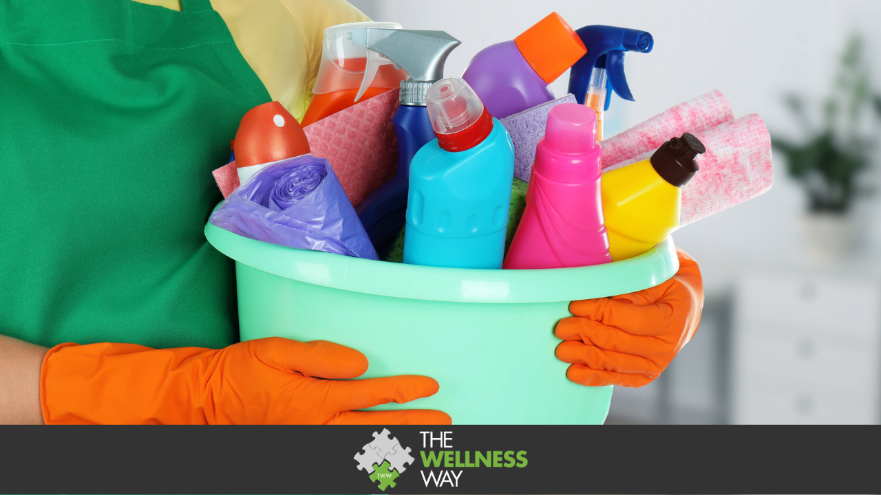 Cleaning products   The Wellness Way