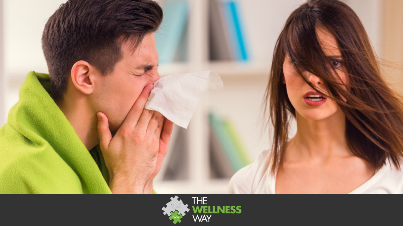 The Wellness Way   Have a Cold?
