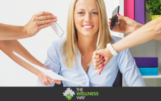 The Wellness Way   Harness Your Stress