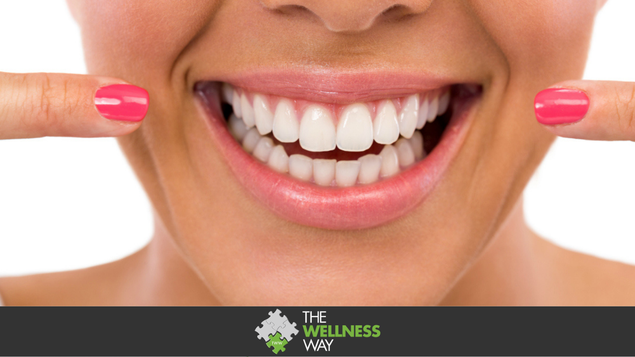 Healthy teeth and smile | The Wellness Way