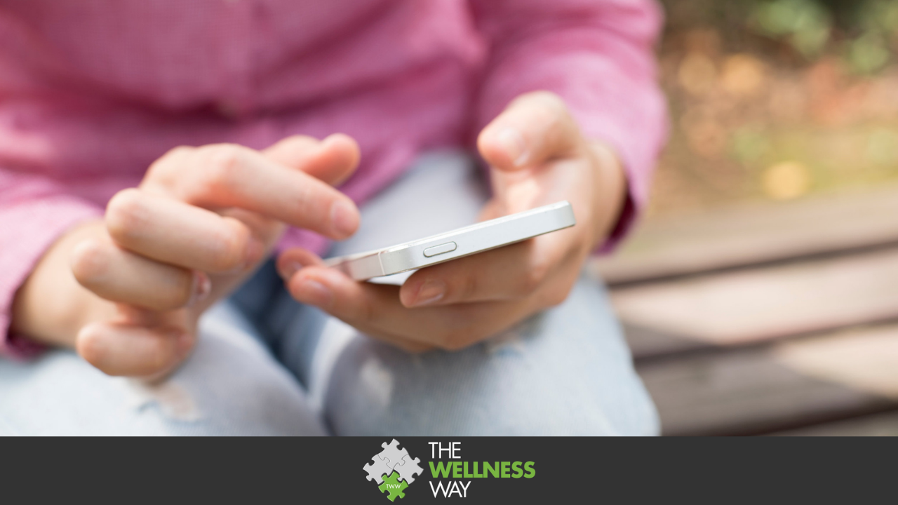 The Wellness Way   Technology hurting your health?