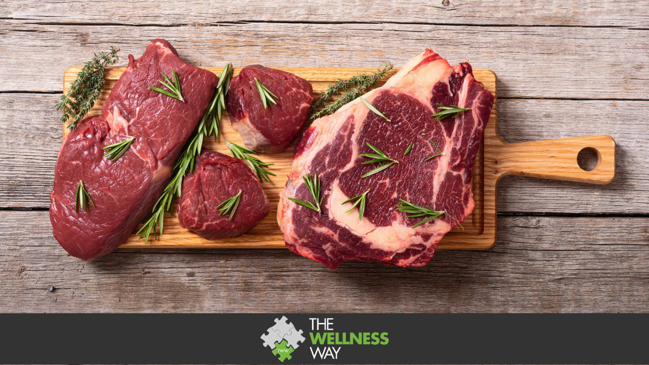 The Wellness Way | Reading Meat Labels